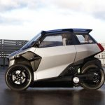 L5e Electric Light Vehicle for EU-LIVE Project from PSA Group