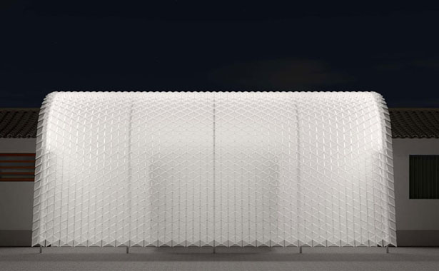 Public Toilet in Beijing by Michael Young
