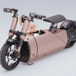 Puch e-Maxi Moped by Christoph Sokol