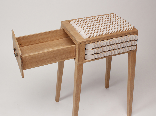 Pull Me to Life Furniture Makes Your Drawer Comes to Life