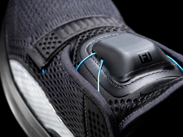 Puma Fi (Fit Intelligence) Self-Lacing Training Shoe to Compete with Nike Power Lacing