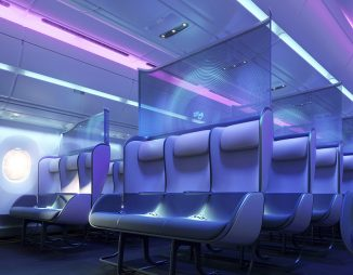 Pure Skies – The Future of Business and Economy Class Cabins of Air Travel