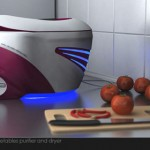 PURE : Fruits – Vegetables Purifier and Dryer