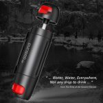 Purisoo Portable Water Purifier Bottle with Replaceable Filter