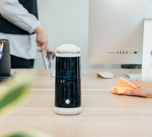 PURUS Air I Plus - Portable Personal Air Purifier