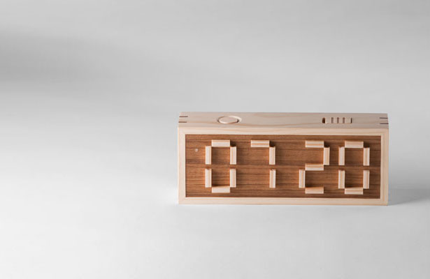 Puzzle Alarm Clock by Bitplay