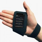Q : Wearable Captioning Device for Hearing Impaired People to Communicate Better