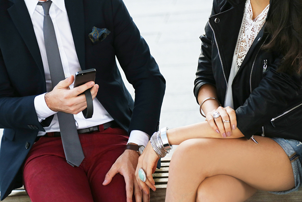QBracelet Charges Your Smartphone in Style by Q Designs
