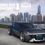 QClear Concept Car for Qoros Features Air Purifier to Reduce China's Air Pollution