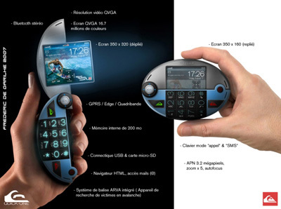 quicksilver concept phone