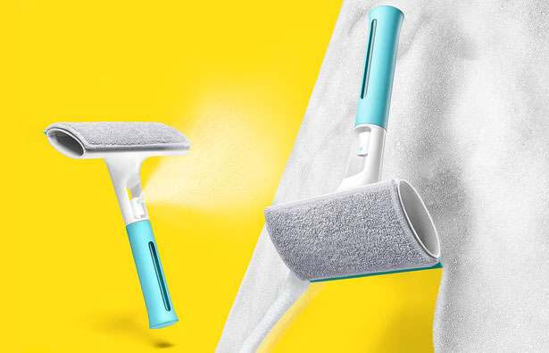 Quirky Squeak All-In-One Cleaning Tool