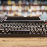 Qwerkywriter : Retro Mechanical Bluetooth Keyboard with Satisfying Clicky Sound