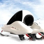 R.C.S. Snowmobile Concept for Immediate Medical Rescue Action