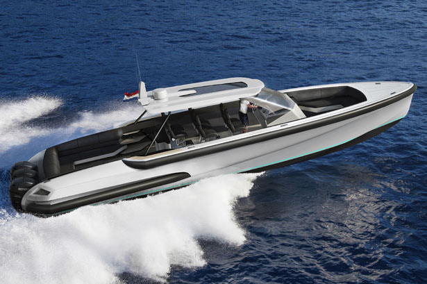 Ribbon R43XC Boat by Ribbon Yachts