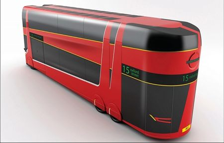 The Freight*Bus Concept Proposal for London Bus