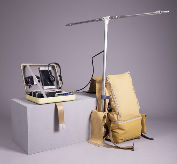Radio Backpack by Iman Abdurrahman and Studio Joris de Groot