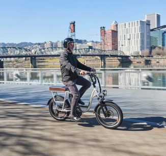 RadRunner Plus Electric Utility Bike – Classic Design with Power of Tomorrow