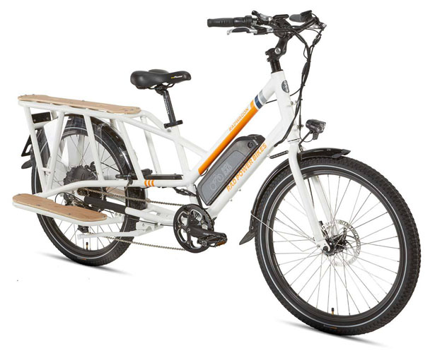 RadWagon Electric Cargo Bike