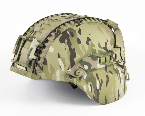R.A.I.D. The latest Special Ops Ballistic Helmet by 3form Design