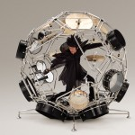 "Yamaha Raijin ""God of Thunder"" Drums Designed by Motorcycle Designers"