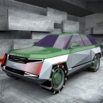 Range Rover Diamond Is A Design Study for Possible Future Range Rover Series