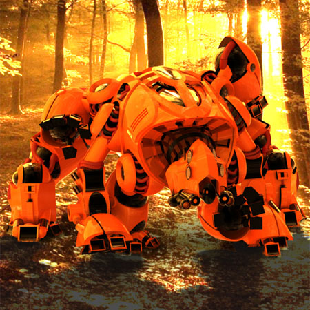 Rascal Is A Dog Robot That Can Lead Even A Deep Wild Rescue Mission