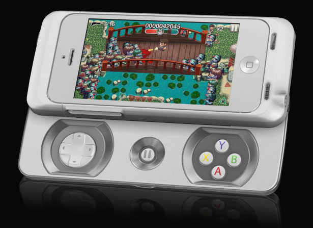 Razer Junglecat Mobile Game Controller for iPhone 5/5s