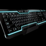 Razer Tron Gaming Keyboard Features Razer Hyperesponse Technology and Detachable Keypad
