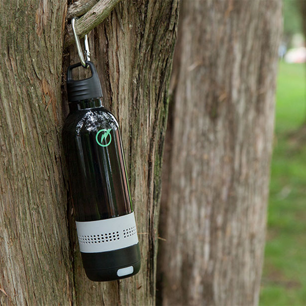 Re-Fuel 2-in-1 Bottle Speaker