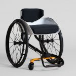 Reagiro Wheelchair Features Tiltable Backrest That Doubles as a Steering Wheel