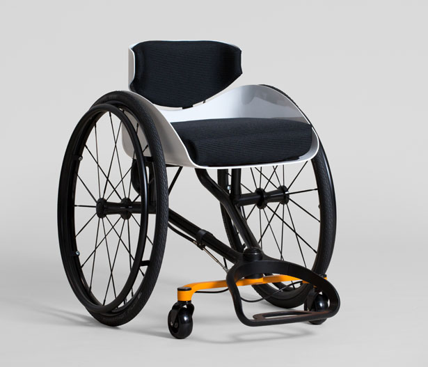 Reagiro Wheelchair by Reto Togni