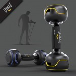 ReCoil Workout System Is A Combination of A Dumbbell and A Resistance Band