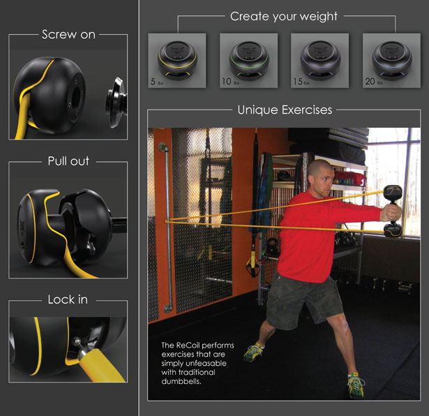 ReCoil Workout System