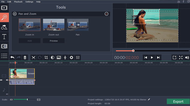 Recording Design Videos on a PC Using Movavi Screen Capture Studio
