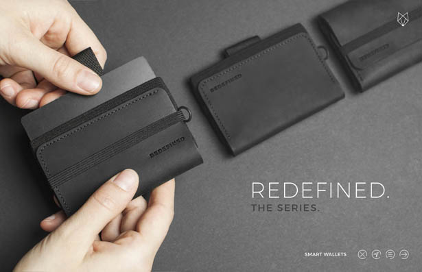 REDEFINED: Minimalist, Smart, and Stylish Wallet Series by FOCX