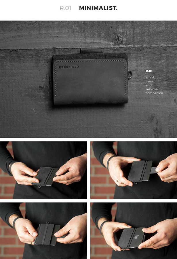 REDEFINED: Smart Wallet Series by FOCX