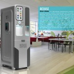 Reduse : Beverage Dispensing System For Colleges and Universities