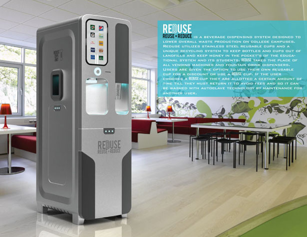 Reduse Beverage Dispensing System