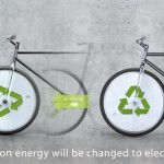 Re:energy Bike Will Recharge Your Gadgets When Needed