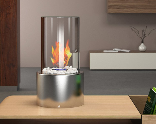 Regal Flame Eden Tabletop Bio Ethanol Fireplace