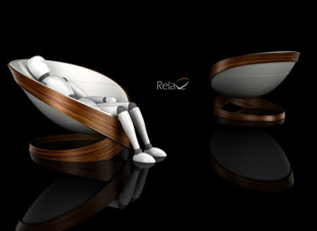 Relax Lounge Chair Design for Your Living Room