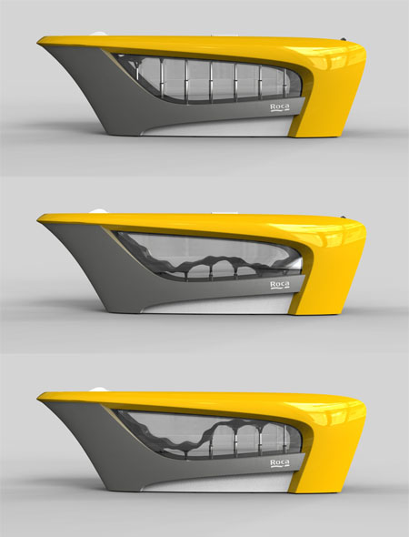 relaxation bathtub
