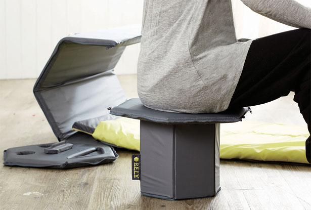Rely Folding Sleeping Mat Is Smart And Compact Disaster