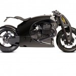 Renard GT Motorcycle Features Carbon-Fiber Monocoque Reinforced with Kevlar