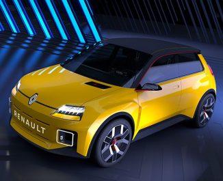 Renaults 5 Prototype Brings Modernity to European Automotive