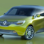 Renault Has Unveiled Frendzy Electric Concept Car