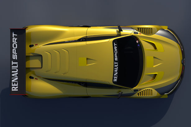 Renault Sport R.S. 01 Racing Car
