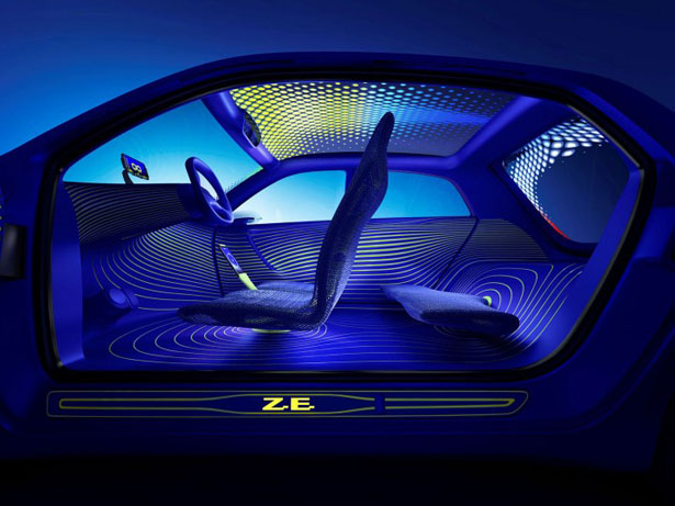 Renault Twin'Z Concept by Rozz Lovegroove