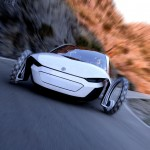RESeT Convertible Concept Car Is Inspired by Sailboat and Focuses on Volkswagen Design Philosophy