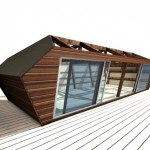 Polygon Resort : A New Level of Floating Shelter Unit